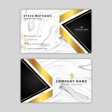 Marble Business Card Template Colorful Business Card Business Cards Creative Free Printable Business Cards
