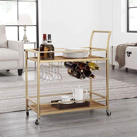Firstime Co Francesca Bar Cart