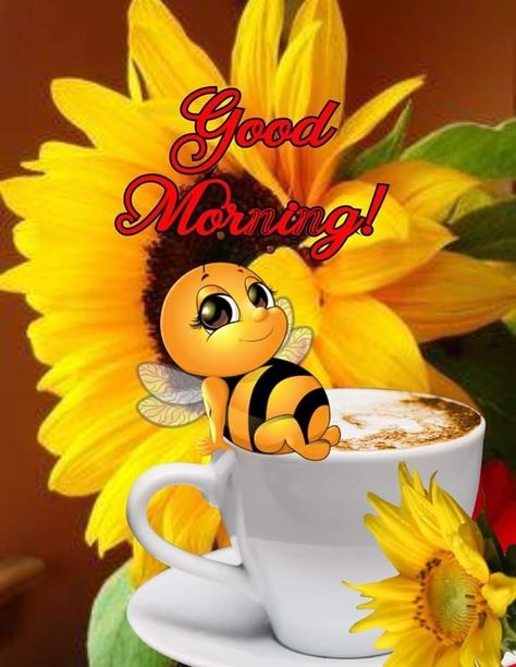 Have A Blessed & Beautiful Day My Friend😊🐝🌻🌞