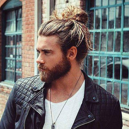 Sample Cast Look For Dave Long Hair Styles Men Man Bun Hairstyles Hair Styles