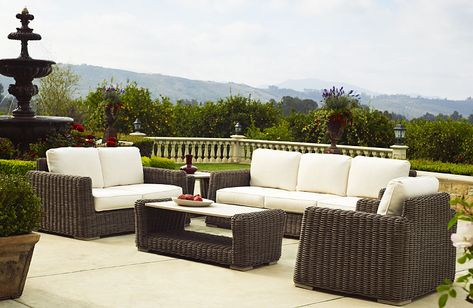 New Brown Jordan Tangiers Collection. Weu0027ll Be Drawing For One Lucky  Winner! Http://30a.com/win This 11455 Brown Jordan Outdoor Furniture Set/    Pinterest ... Part 22