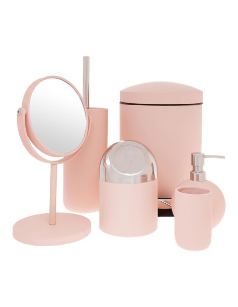 Maine Soft Touch Ceramic Bathroom