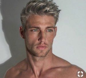 Best Mens Blonde Hairstyles Menshairstyles Blondehairstyles Hairstylesmen Men Blonde Hair Men Hair Highlights Mens Hairstyles Blonde