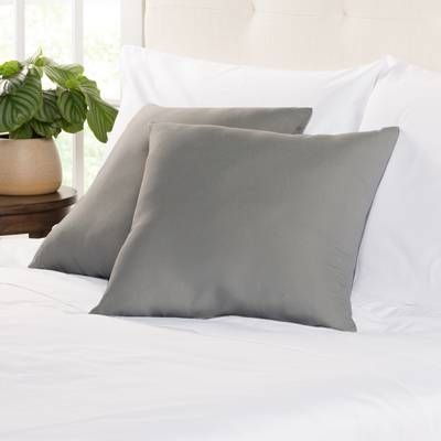 Three Posts Goodwin 180 Thread Count 100 Cotton Duvet Cover Set