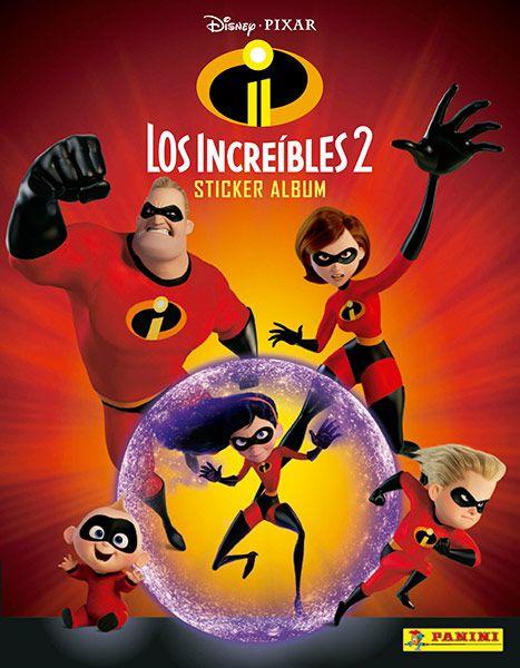 Panini Espana Los Increibles 2 Los Increibles Personajes Violeta Los Increibles Imagenes De Los Increibles