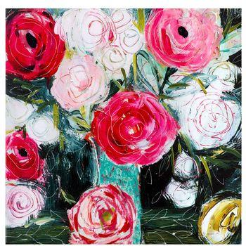 Floral Canvas Wall Decor Canvas Wall Decor Wall Canvas Hobby Lobby Decor