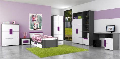 Jugendzimmer Lillyfee 4tlg. #Möbel #Kinderzimmer   Studentský Pokoj    Pinterest