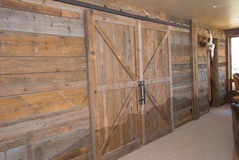Storage Pantry Amp Laundry Room Barn Doors On Pinterest