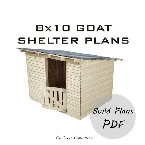#goatshelter #goatshelterplans #diygoatshelter #goatshed #shelter #shelterplans #pigshelterplans #diygoatshelterpdf #diy8x10shed #leantoshedplans #Diygardenshelterplans #gardenshedpdf #shedplans #diygoatshelterpdf #shelterplans #woodshedplans #woodshedplanspdf #gardenshed #backyardshed #woodworkingplans #shedpavilion #shed #shelter #woodshelter #shedplans #outdoorplans #outdoorshed #woodenshedstorage #storage #woodstorage #goatshed #backyardplans #leantoshed