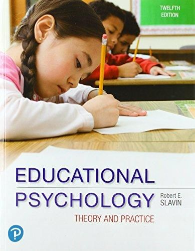 Educational Psychology: Theory and Practice (12th Edition) - Default