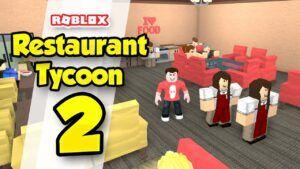 Most Popular Restaurant Tycoon 2 Codes Roblox In 2020 Restaurant Coding All Restaurants