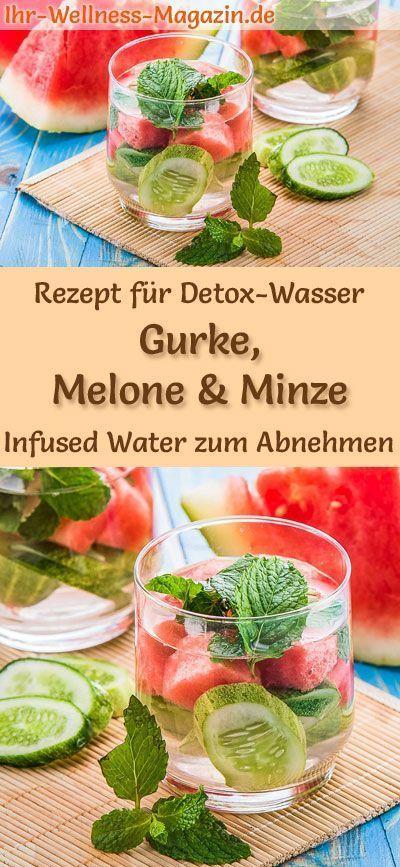 Rezepte zum Abnehmen von Gurken
