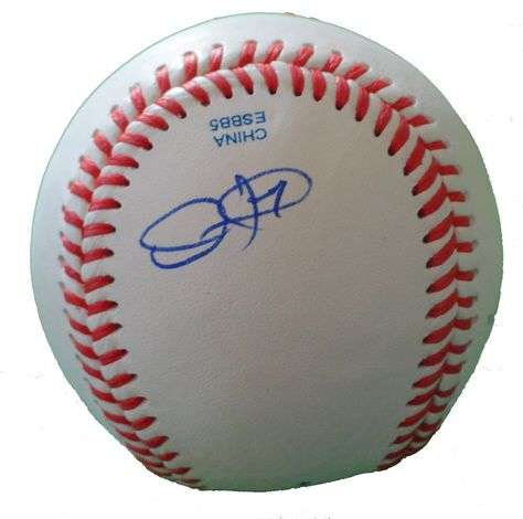 Chicago Cubs Dexter Fowler signed Rawlings ROLB leather baseball w/ proof photo.  Proof photo of Dexter signing will be included with your purchase along with a COA issued from Southwestconnection-Memorabilia, guaranteeing the item to pass authentication services from PSA/DNA or JSA. Free USPS shipping. www.AutographedwithProof.com is your one stop for autographed collectibles from Chicago sports teams. Check back with us often, as we are always obtaining new items.