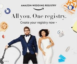 Create An Amazon Wedding Registry Amazon Wedding Registry Diy Wedding Magazine Top Wedding Registry Items