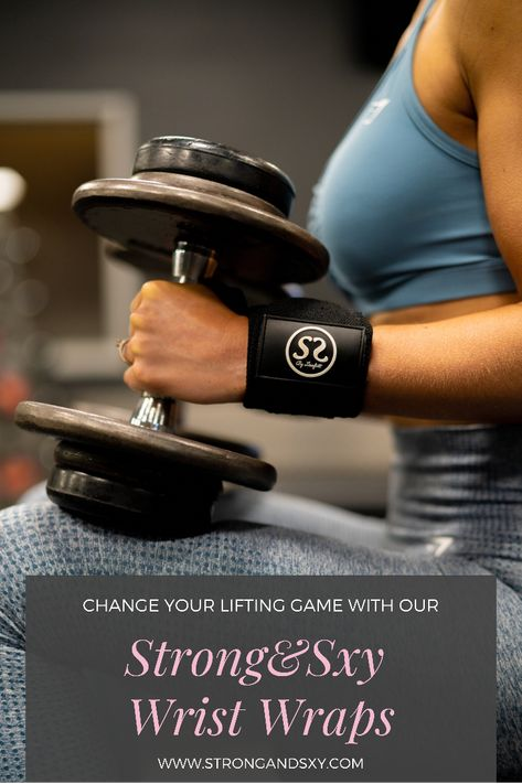 Take your training to the next level with our StrongSxy Wrist Wraps! 💪🏼💗 Click the link in our bio to find out more! ⬆️ 🎉 All our products are currently 50% off including our 8 week training guides! - link in our bio #wristwraps #wrist #gymaccessories #fitnessaccessories #lifting #weightlifting