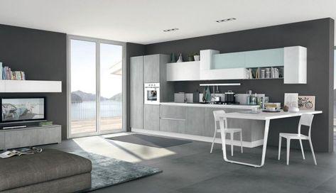 Immagina cucina lube moderna в г cucine Кухня
