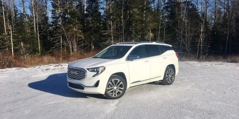 Life Car Driven Review 2019 Gmc Terrain Denali You May Have Heard That The Domestic Auto Manufacturers Have Recently Gmc Terrain Terrain Denali Gmc