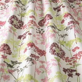 Florals Retro Prints Curtain Factory Outlet Fabric Hedgerow