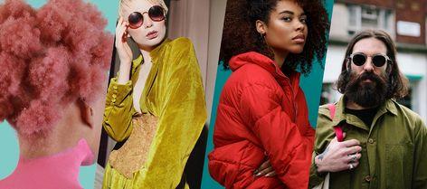 Articles - Fashion Color Trend Report London Autumn/Winter 2019/2020   Pantone UK