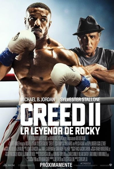 Ver Creed Ii La Leyenda De Rocky Película Online Completas 2018 Hd Free Movies Online Creed Movie Full Movies