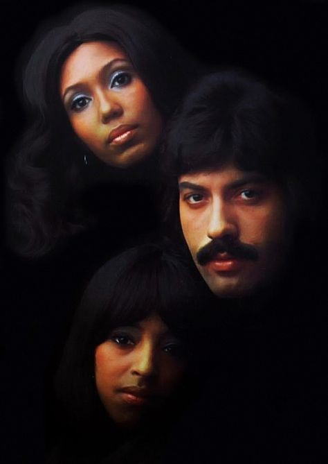 Tony Orlando and Dawn -- As a kid, I wondered which of the women was Dawn.