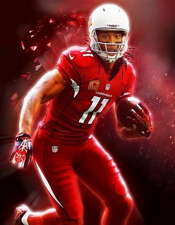 Image Result For Larry Fitzgerald Art Futbolmemes Funny Football Pictures Arizona Cardinals Football Pictures