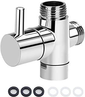 Umschaltventil Sptwj 3 Wege Umschaltventil Massives Messing G 1 2 Brause Dusche Umschaltventil Dusche Adapter Ventil Umschalter Swi In 2020 Duschsysteme Dusche Brause