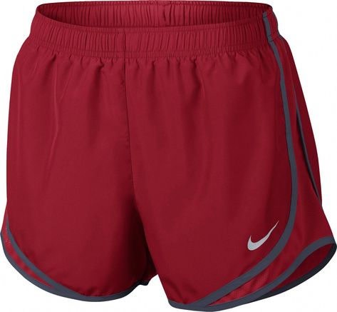 size 40 704f2 c782f Nike Women s Dry Tempo Running Shorts, Gym Red Thunder Blue Wg   FitnessEquipmentLogo