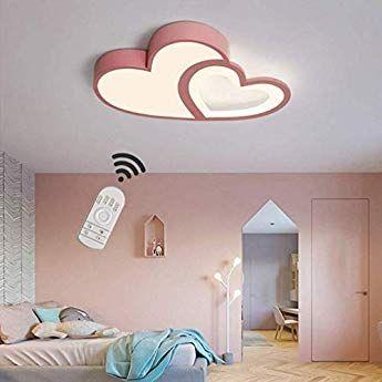 Slz Led Deckenleuchte Kinderzimmer Lampe Dimmbar Mit Fernbedienung