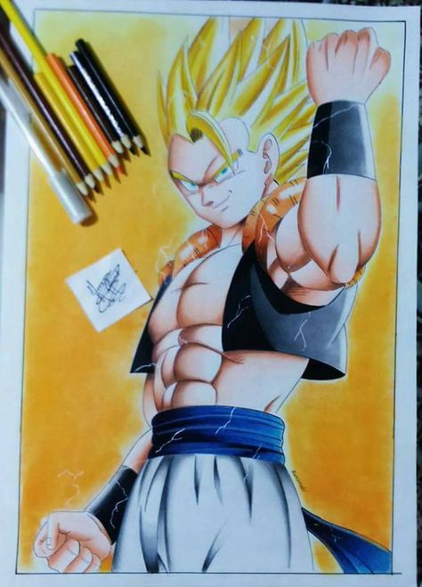 Gogeta by Ronstadt on DeviantArt