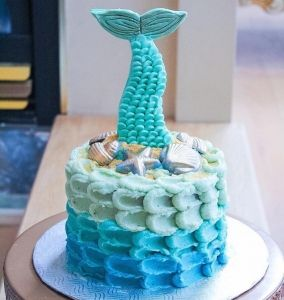 Mermaid Cake Ideas