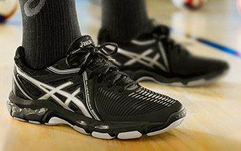 latest asics volleyball shoes