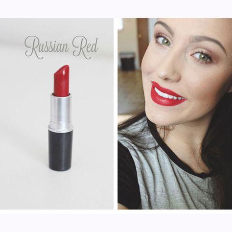 Mac Retro Matte Lipstick Russian Red Beauty News