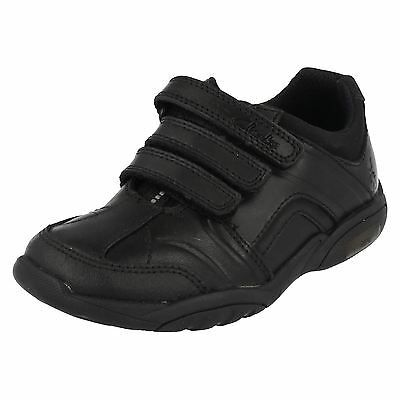 Leather School Shoes Extra Wide H Fit