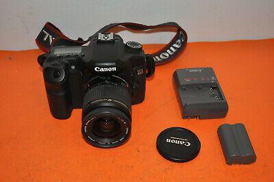 Canon Eos 40d Digital Camera Canon 28 80mm F 3 5 5 6 Digital Camera Canon Digital Camera Digital