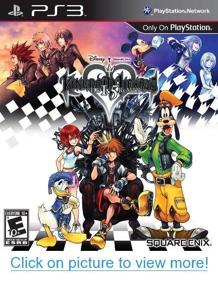 Kingdom Hearts Hd 1 5 Remix Limited Edition Playstation 3 Kingdom Hearts Hd Remix Limited Edition Kingdom Hearts Hd Kingdom Hearts 1 Kingdom Hearts