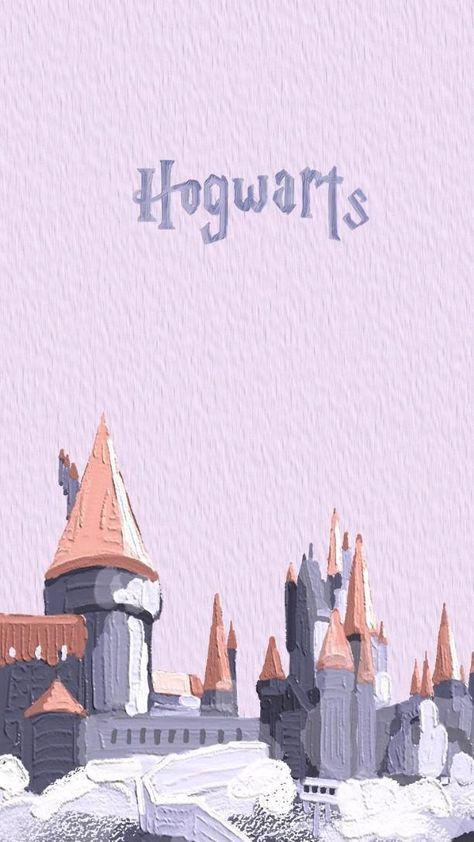papel de parede de Hogwarts