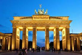 Berlin Germany In 2020 Brandenburg Gate Berlin City Berlin Germany