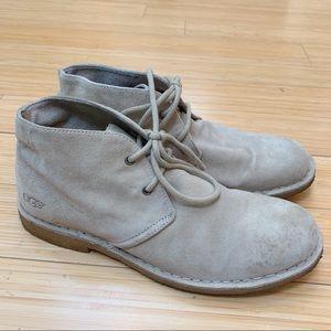 UGG® Leighton Chukka Boot (Men | Leather chukka boots, Best