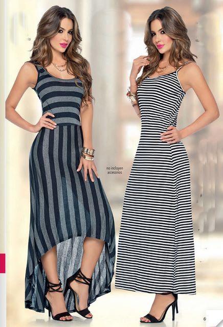 Catalogo De Ropa Lebon Campaña 14 2015 Vestidos De Moda