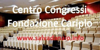 Congressi Fondazione Cariplo Dove Si Trova Salvadanaio