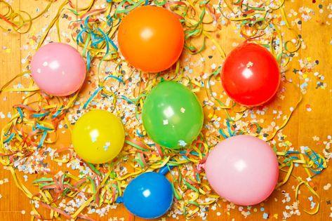 Luftballonspiel kennenlernen