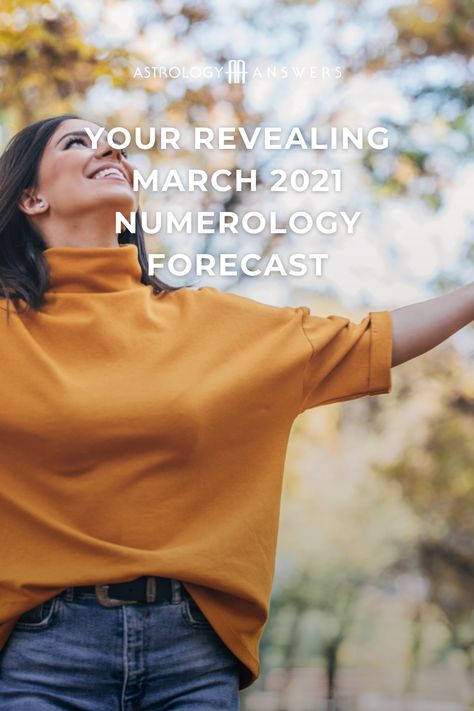March 2021 is an 8 Universal Month and indicates that the third month of this year will be a powerful month of manifestations! Written by our friends at @numerologistcom . #numerology #monthnumerology #monthnumber #eightnumerology #marchnumerology #astrologyanswers #numerologistcom