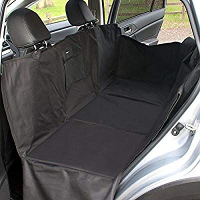 Amazon Com Frontpet Backseat Pet Bridge Hammock Fully Protects And Covers Entire Back Seat And Door Panels For Trucks Car Seats Dog Car Car Seat Protector