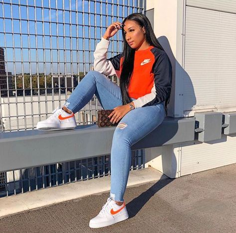 baddie outfits winter 99 Amazing Winter Outfits Ideas For Teens Cute Swag Outfits, Chill Outfits, Dope Outfits, Night Outfits, Summer Outfits, Grunge Outfits, Winter Outfits, Baddie Outfits Casual, Church Outfits