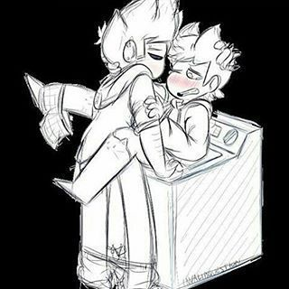 Tordtom/tomtord Picture book (smut and fluff) - 10 •smut• | drawing