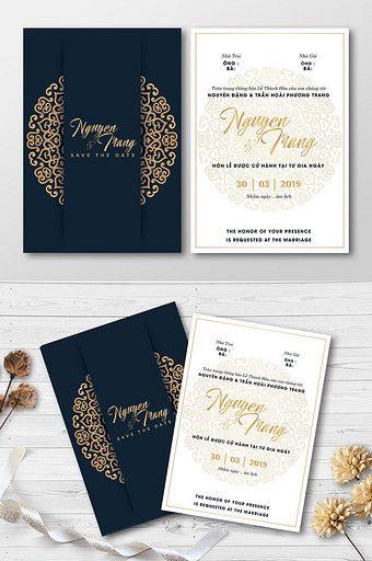 Black Gold Style Wedding Invitation Ai Free Download Pikbest Wedding Invitations Indian Wedding Invitation Cards Invitation Card Format