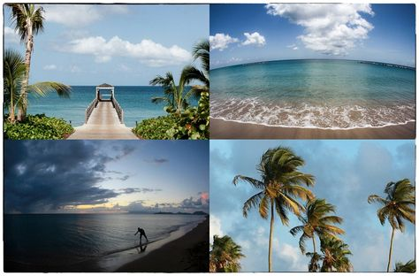 st. kitts and nevis four seasons in the west indies - caribbean