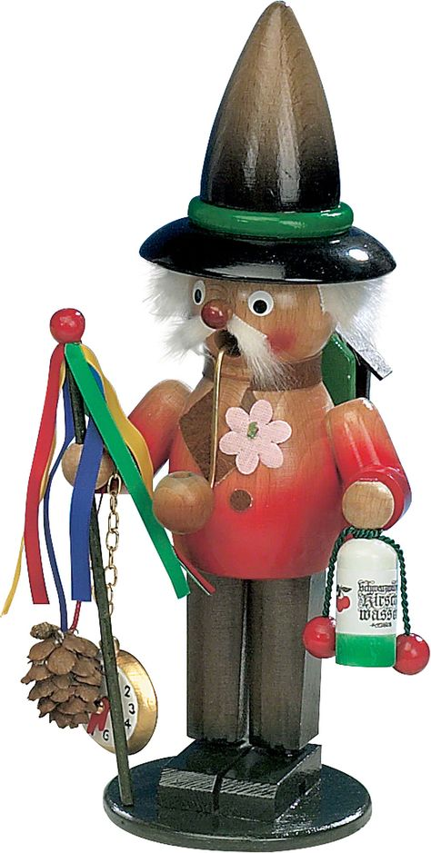 Black Forester   - German Incense Smoker by Steinbach