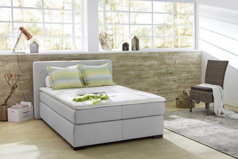 25 besten Boxpringbetten Bilder auf Pinterest Möbel discount - schlafzimmer set weiß